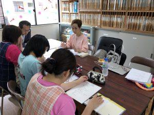長崎県五島市の幼稚園で発表会プロデュース&研修